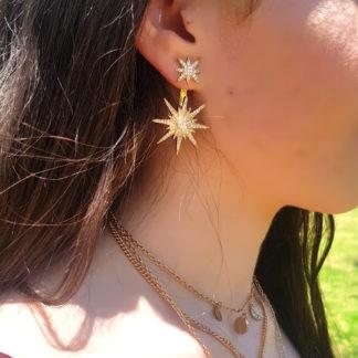 Sparkle-Star-Earrings thehouseofjd.com 2