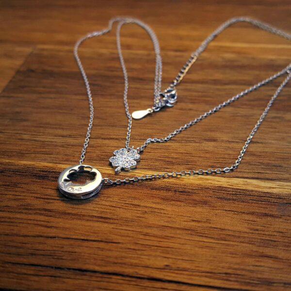 Clove Necklace Sterling Silver thehouseofjd.com
