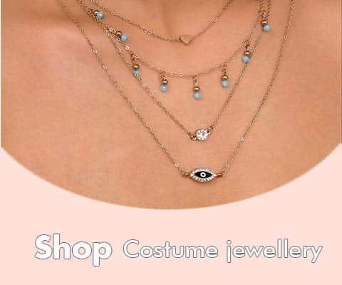 Shop costume jewellery online at thehouseofJD.com