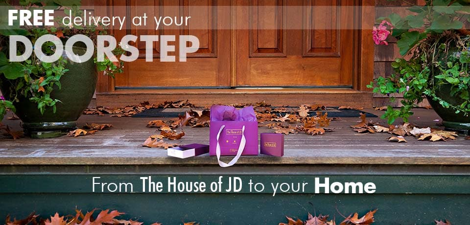 The House of JD home page Jewellery online south africa